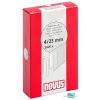 Novus tűzőkapocs C 6,1x1,1mm 23mm 2000db-os