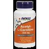 Now Foods Acetyl-L-Carnitine 500mg (50 kapszula)