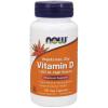 Now Foods NOW Vegetarian Dry Vitamin D 1000 IU High Potency 120v kapszula