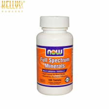 Now full spectrum minerals 100 tabs vitamin