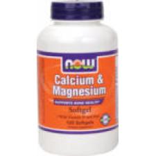 Now kalcium-magnézium kapszula vitamin
