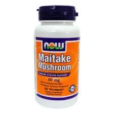 Now Maitake Mushroom táplálékkiegészítő