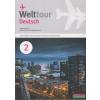 Nowa Era Welttour Deutsch 2 Arbeitsbuch (CD melléklettel)