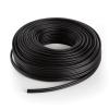 Numan hangfalkábel - CCA alumínium-réz, 2 x 2,5mm, 30m, fekete