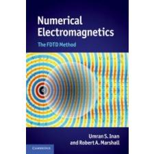 Numerical Electromagnetics – Umran S. InanRobert A. Marshall idegen nyelvű könyv