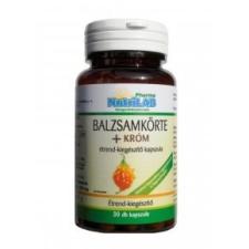 Nutrilab Balzsamkörte + Króm kapszula - 30db táplálékkiegészítő