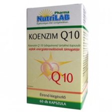 Nutrilab Q10 koenzim táplálékkiegészítő