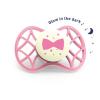 Nuvita Air.55 Cool! éjszakai cumi védőkupakkal 6hó+ - Glow Flamingo - 7085