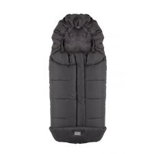 Nuvita Nuvita City bundazsák 100cm - Dark Gray / Grey - 9545 babakabát, overál, bundazsák