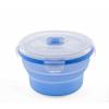 Nuvita összecsukható szilikon tál - 540 ml - kék