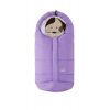 Nuvita Ovetto Cuccioli bundazsák 80cm - Dog Purple / Beige - 9205