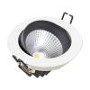 NVC Lighting NLED 1101D 6W 4000K COB LED szpot mélysugárzó 24°