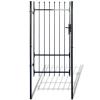 Nyílhegyű kerítés kapu 100 x 225 cm