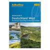 Nyugat-Németország kerékpárkalauz / Radwandern Deutschland West