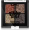 NYX Professional Makeup Glitter Goals highlighter paletta kis csomagolás árnyalat 02 Galactica 4 x 1 g