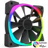 NZXT NZXT Aer RGB ház hűtő ventilátor 12cm /RF-AR120-B1/