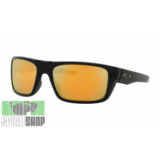 Oakley Drop Point Polished Black Prizm 24k Polarized napszemüveg