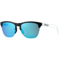 Oakley Frogskins Lite Matte Black/ Prizm Sapphire