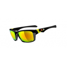 Oakley JUPITER POLISHED BLACK (VR/46) FIRE IRIDIUM OO913511