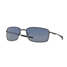 Oakley OO4075 04 SQUARE WIRE CARBON GREY POLARIZED napszemüveg