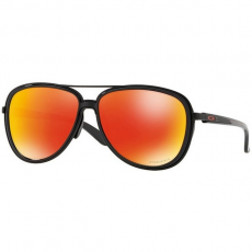 Oakley OO4129 04 SPLIT TIME MATTE BLACK PRIZM RUBY napszemüveg