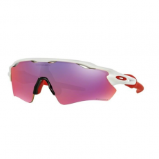 Oakley OO9208 05 RADAR EV PATH POLISHED WHITE PRIZM ROAD sportszemüveg