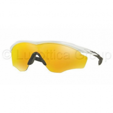 Oakley OO9343 05 M2 Frame XL POLISHED WHITE FIRE IRIDIUM sportszemüveg