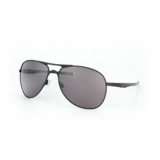 Oakley Plaintiff OO 4057 01 Matte Black Warm Grey