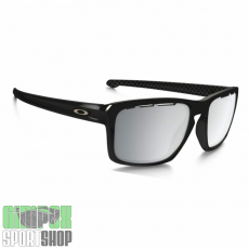 OAKLEY Sliver Polished Black Chrome Iridium