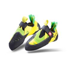 Ocun Mászócipő Ocún Oxi QC Szín: sárga/zöld / Cipőméret (EU): 39 hegymászó felszerelés