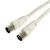 OEM IEC-Male - IEC-Female Koax kábel 1,5 m