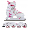 OEM Női korcsolya cserélhető alvázzal - mér. 37 - 40