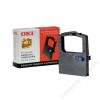 Oki 09002310 Festékszalag ML 320FB, 390FB nyomtatókhoz, OKI fekete (KOKI390FB)