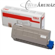 Oki [C710, C711] toner [Bk] 11,5K (eredeti, új) nyomtatópatron & toner
