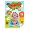 Okos ovis játékok Óvodás tudáspróba füzet - 4-5 éveseknek