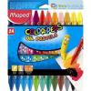 """Olajpasztell kréta, MAPED \""""Color`Peps\"""" 24 különböző szín"""