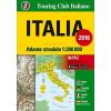 Olaszország autóatlasz - TCI