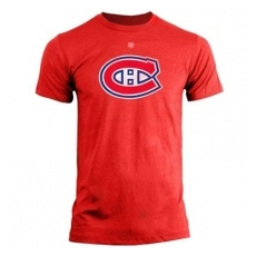 Old Time Hockey Montreal Canadiens Póló Briggs Heathered - L
