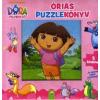 Oliver Bieber Dóra a felfedező - Óriás puzzlekönyv