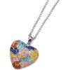 Oliver Weber Medál Swarovski kristályokkal Oliver Weber Gaudi Heart 11605