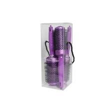 Olivia Garden Violet Valentine hajkefe szett hajápoló eszköz