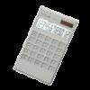 Olympia LCD 3112 fehér kalkulátor