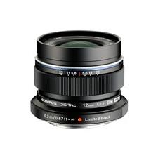 Olympus M.ZUIKO DIGITAL ED 12mm f/2 (EW-M1220) objektív