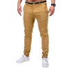 Ombre Men's Fashion Nadrág P 156 bézs
