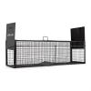 oneConcept Catch & Carry XL, fekete, nyestcsapda, 31 x 31 x 104 cm, acél