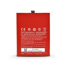 OnePlus X gyári akkumulátor - Li-polymer 2525 mAh - BLP607 (ECO csomagolás) mobiltelefon akkumulátor