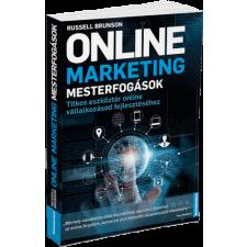 Online Marketing Mesterfogások könyv ajándékkönyv