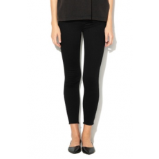 Only , Blush középmagas derekú skinny fit farmernadrág, Fekete, M-L30 (15167313-BLACK-DENIM-M-L30)