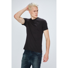 Only & sons - T-shirt Gabo - fekete - 1329407-fekete