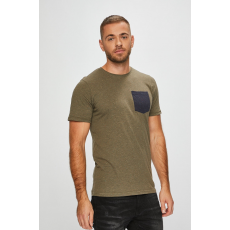 Only & sons - T-shirt - zöld - 1356566-zöld